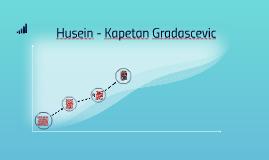 Husein - Kapetan Gradascevic