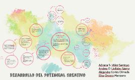 Copy of Desarrollo del Potencial Creativo