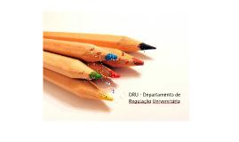 Copy of DRU - Fluxos e Processos