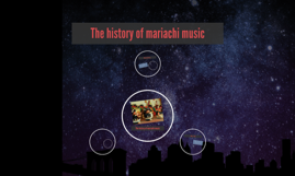 The history of mariachi music