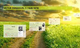 VICTOR EMMANUEL II (1820-1878)