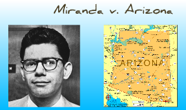 Miranda v. Arizona(1966)