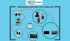 FAMILIAS PARA FAMILIAS