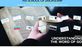 Module 3.2 - Understanding the Bible