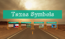 Texas Symbols and Cities