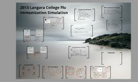 Copy of 2013 Langara College Flu Immunization Simulation