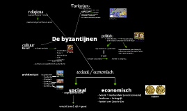 De Byzantijnen (ca. 500 - 1453)