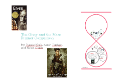 Copy of The Giver and the Maze Runner Comparison
