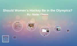 Should Women's Hockey Be in the Olympics?