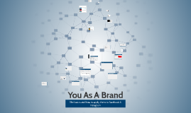 You As A Brand