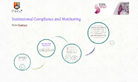 Institutional Compliance and Monitoring