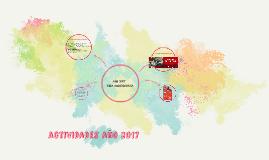 actividades año 2016