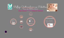 Reflujo Gastroesofágico en Pediatría