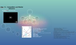 Chp. 7.1 - Market Structures