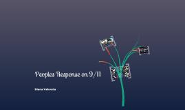 9/11: Peoples Response