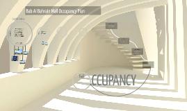 Bab Al Bahrain Mall Occupancy Plan