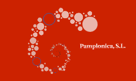 Pamplonica, S.L.