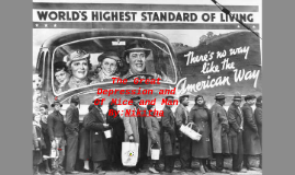 The Great Depression and Of Mice and Man