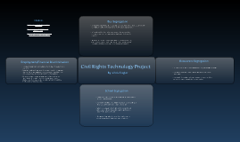 Civil Rights Technology Project