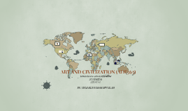 ART AND CIVILIZATION (ADE565)