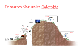 Desastres Naturales Colombia