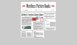 Wordless Picturebooks