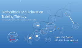 Copy of Biofeedback and Relaxation Training Therapy