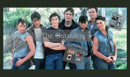 The Outsiders and the 60's