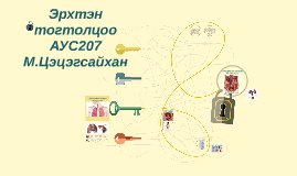 The organ system