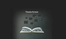 Copy of Theodor Fontane und das Neue in seinem Werk