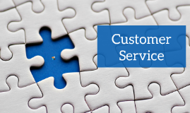 Copy of Customer Service
