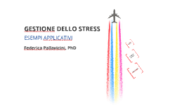 Gestire lo Stress - Esempi applicativi
