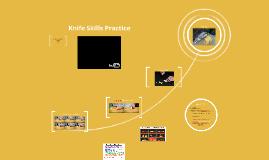 Knife Skills Practice
