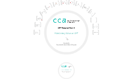 2017 OPT Tutorial part 2: Maintaining Status on OPT