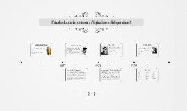 L'alcol nella storia: strumento d'ispirazione o di disperazi