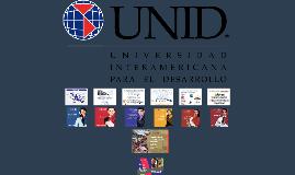¿Qué es la UNID?