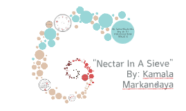 Nectar In A Sieve (Prezi by Samantha Acosta)