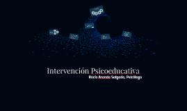 Intervención Psicoeducativa