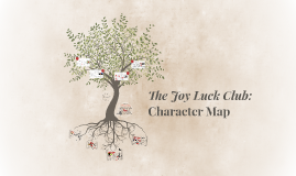 Copy of The Joy Luck Club: Character Map