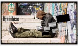 Hjemløse