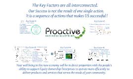"""2018 Proactive Business Blueprint """"Pioneer"""""""