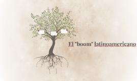 "El ""boom"" latinoamericano"