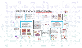 SERIE BLANCA Y HEMOSTASIA