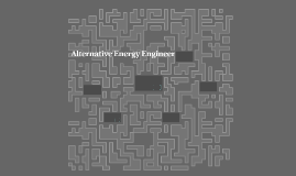 Althernative Energy Engineer