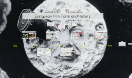 European Film: Form and History