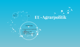 EU-Agrarpolitik