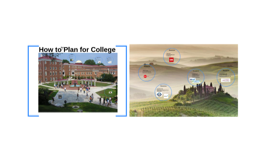 How to Not Plan for College