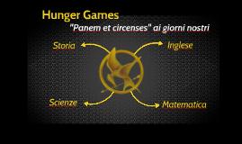 "Copia di Hunger Games, ""panem et circenses"" ai giorni nostri"