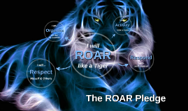 The ROAR Pledge