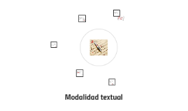 Modalidad textual